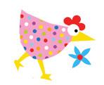 フランスの子供雑貨クリエーターのウォールステッカー。子供部屋やリビングなどお好きな場所に貼って、ご家族で楽しめます!