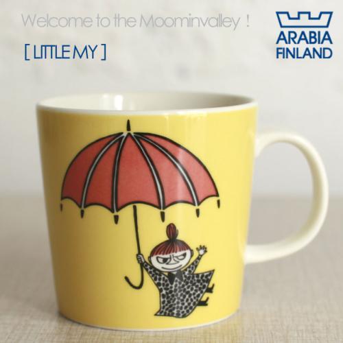 ARABIA(アラビア)/ Moomin(ムーミン)マグ  フィンランドの児童文学作家である、 トーべ・ヤンソンが描いた『ムーミン』。  ムーミン谷の楽しい仲間たちが かわいいマグカップになって登場です。  KajFranck(カイ・フランク) デザインの Teema(ティーマ)がベースになっていて スタンダードなカタチで使いやすいマグです。  ムーミン マグはイラスト入りBOXに 入っていますのでプレゼントにも最適です。  ムーミン谷の仲間たちに癒されながら ホッと一息ついてみませんか?