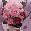 CMUフローラルデザインでは誕生日プレゼント、結婚祝、開店開業祝、新築祝、退職祝いのお花、また、お世話になっている方へのお礼のお花として贈り物に最適なオリジナルプリザーブドフラワーを販売しています。