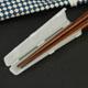 マイ箸の携帯に便利な箸キャップです。 さっと洗える手軽さが人気。 マイ箸・箸袋もご用意しています。