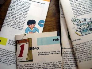 子供用の百科事典で作られたノートです。非常に可愛いです。プレゼントにもおススメ。